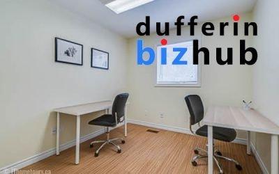 Dufferin Biz Hub – IRP Funding & Open House