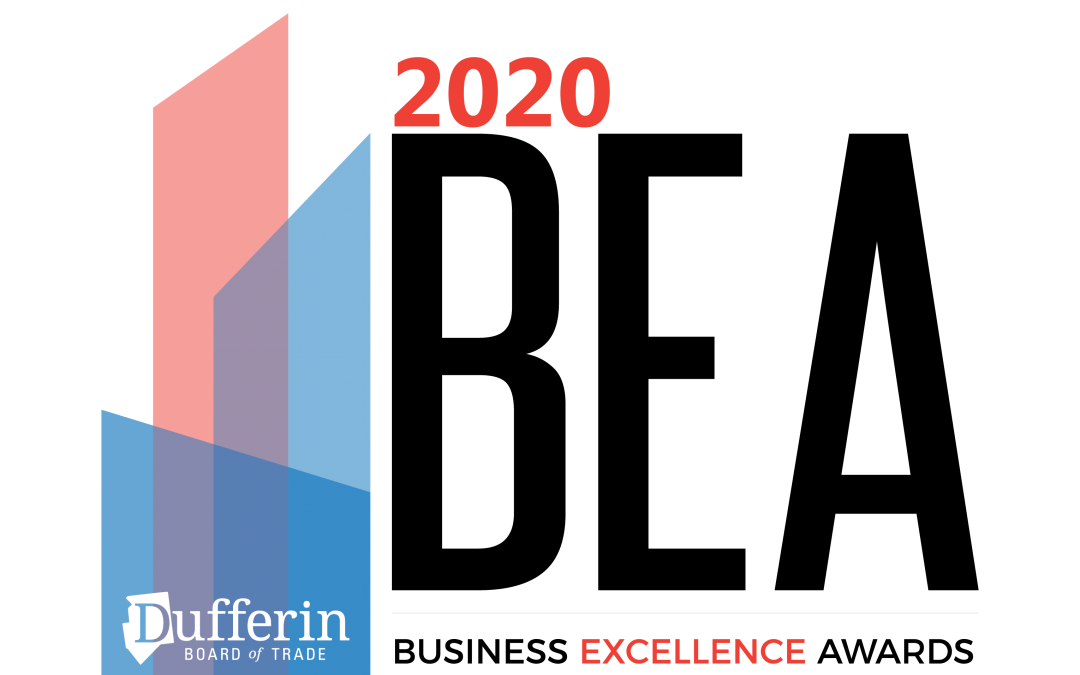 Dufferin Board of Trade 2020 Business Excellence Awards