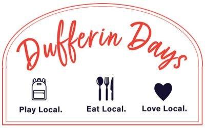 Dufferin Board of Trade launches Dufferin Days Shop Local Campaign
