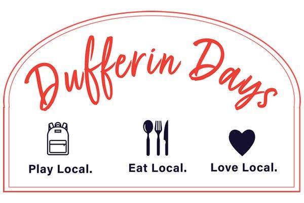 Duffeirn Days -Shop local event