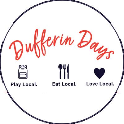 dufferin days shop local initiative
