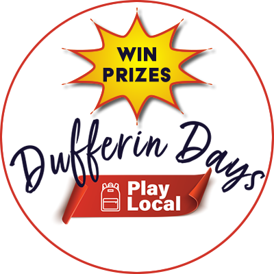 Dufferin days - shop local campaign