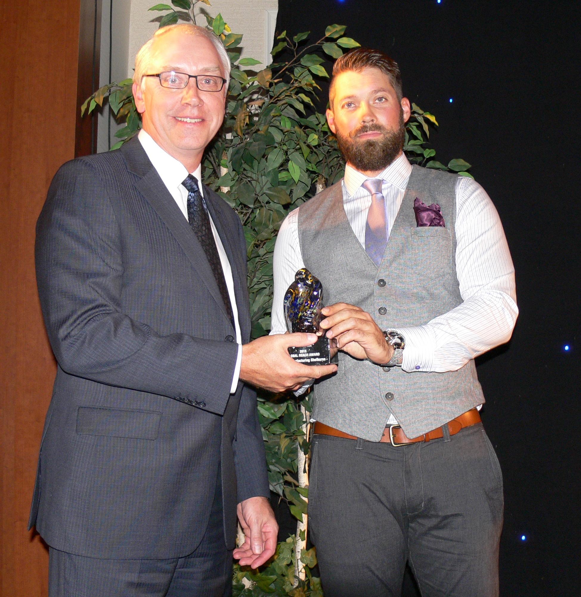 Global Reach Winner 2015