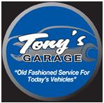 Tony's Garage Logo