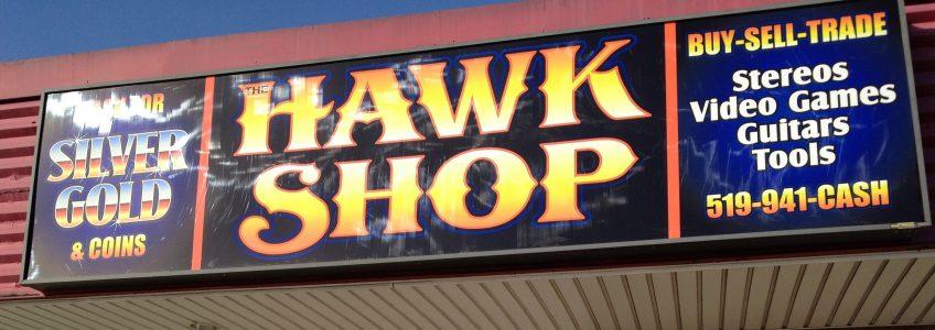 Hawk Shop - Dufferin Board of Trade