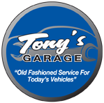 Tony's Garage Logo