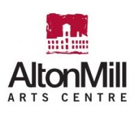 Alton Mill Arts Centre Logo